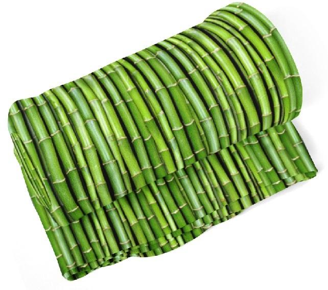Deka Bambus (Rozmer: 150 x 120 cm)