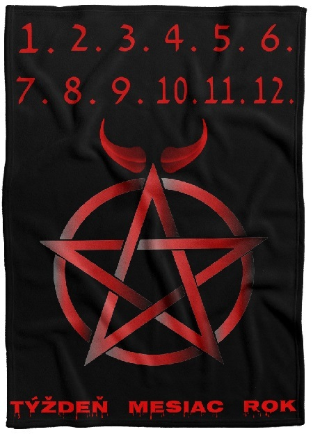 Deka míľniková – Satan