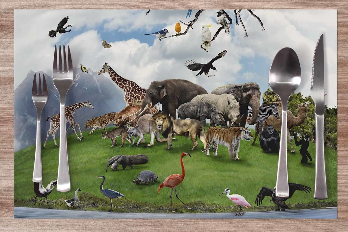 Prestieranie Zvieratá