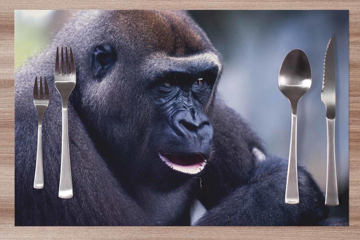Prestieranie Gorila