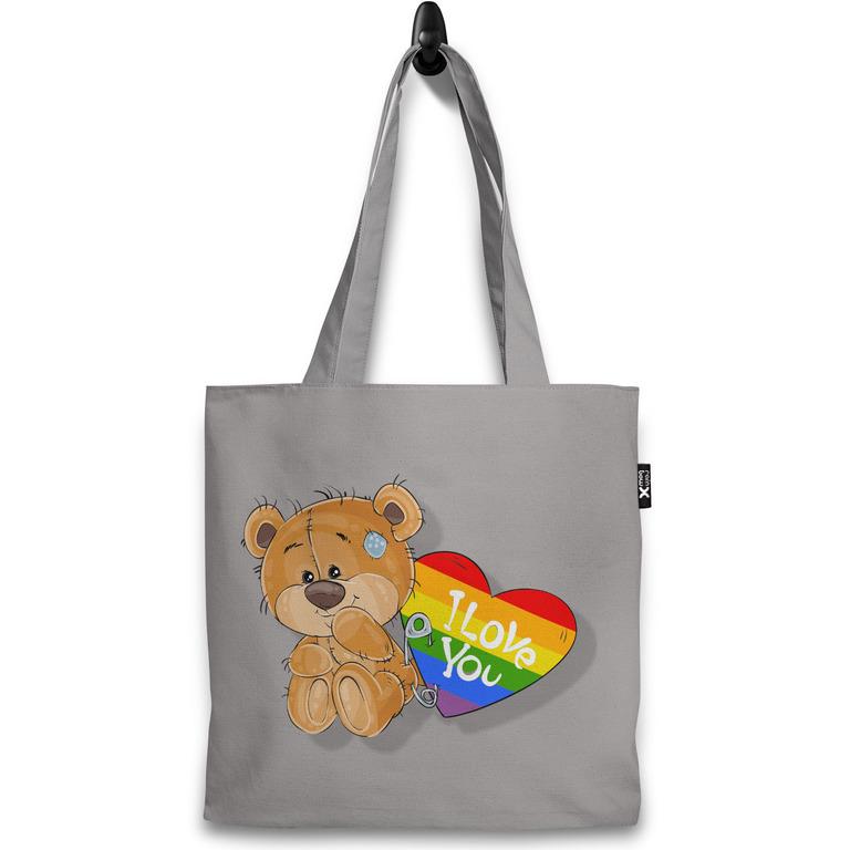 Taška LGBT I love you