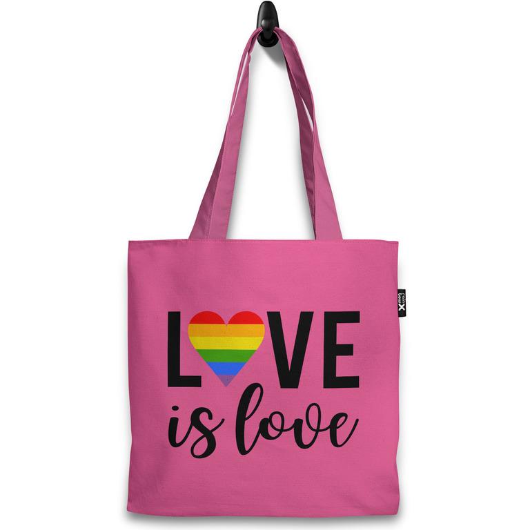 Taška LGBT Love is love