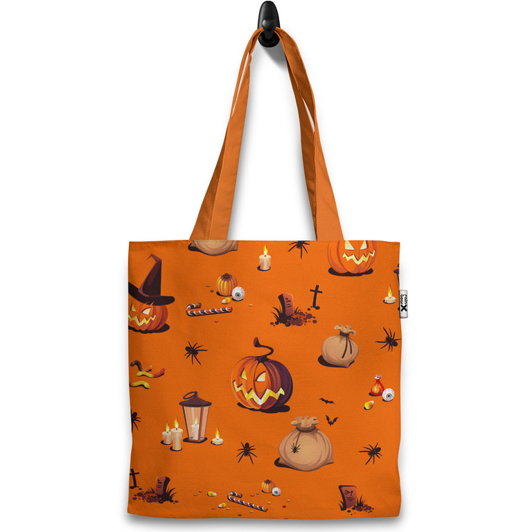 Taška Halloween vzor 1