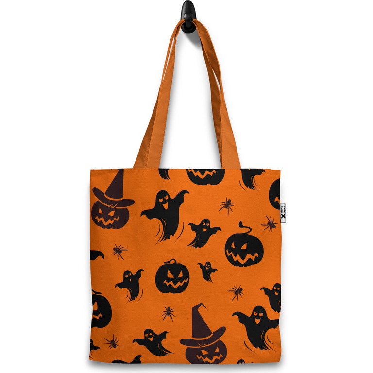 Taška Halloween vzor 2